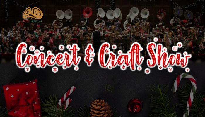 Christmas In Cuba 2019.Holiday Craft Show And Tuba Christmas Stambaugh Auditorium